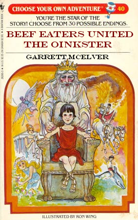 Choose Your Own Review: The Oinkster (Hollywood Edition)